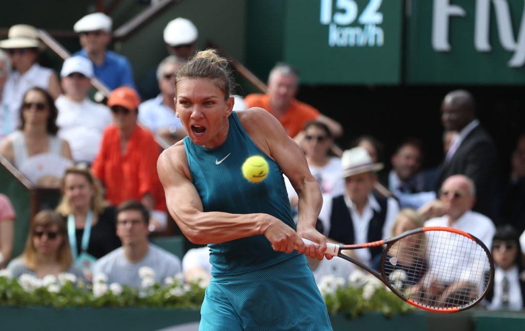 Simona Halep vince Roland Garros 2018, foto 1 Patrick Boren