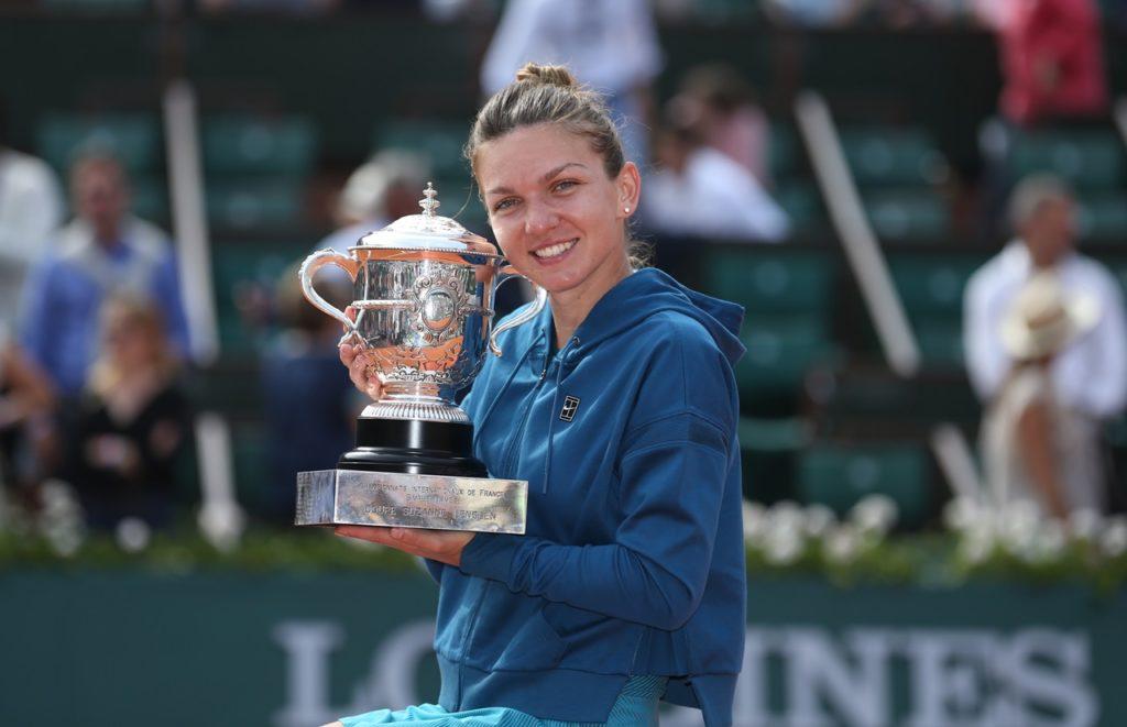 Simona Halep vince Roland Garros 2018, foto 3 Patrick Boren