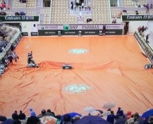 RG 2019 – THIEM VS DJOKOVIC SOSPESA