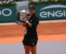 "RG 2019 – BARTY: ""È INCREDIBILE"""