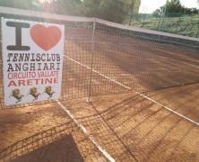 Il Circuito delle Vallate Aretine al Tennis Club di Anghiari