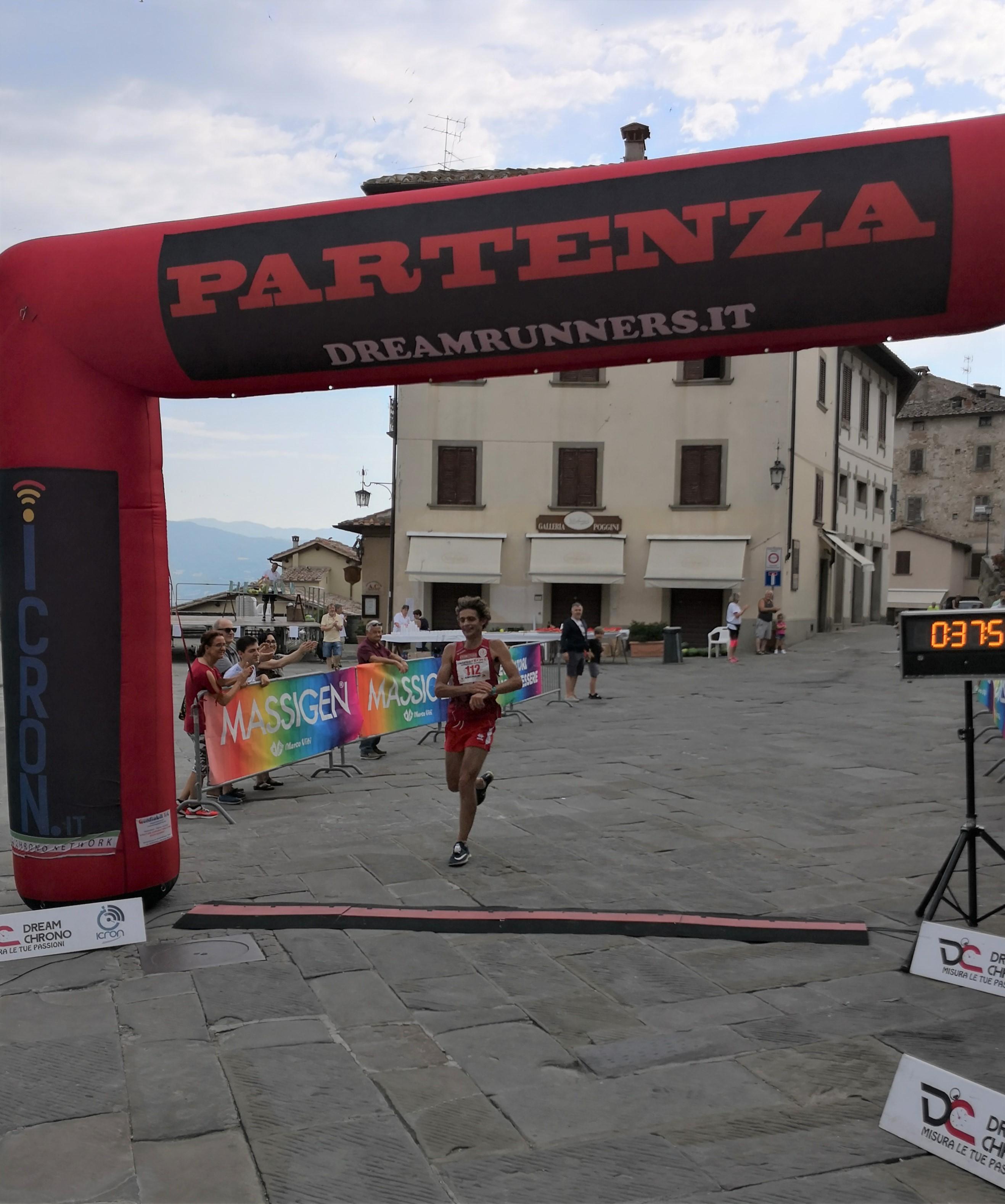 Vergni vince gara podistica 2019