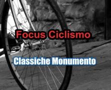 Focus Ciclismo – Le Classiche Monumento 2020