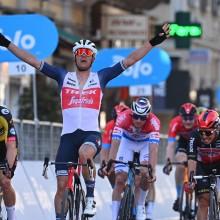 Il trionfo di Stuyven e i numeri della Sanremo 2021