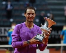 Internazionali BNL – Decimo trionfo per Rafael Nadal