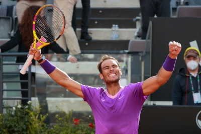 Internazionali BNL D'Italia 2021 - Rafael Nadal
