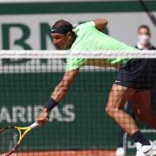 Roland Garros – Rafael Nadal travolge Sinner