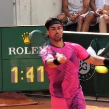 Roland Garros – Fognini superlativo accede al terzo turno