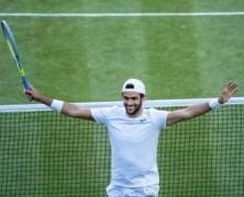 Wimbledon 2021 – Berrettini travolge Hurkacz e vola in finale ai Championships