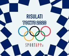 TOKYO 2020 Calendario, Risultati, Medagliere