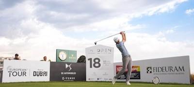 Golf – Le premiazioni del DS Automobiles 78° Open d'Italia